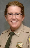 Captain Jennifer Horton
