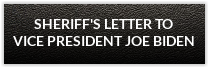 Sheriff's Letter to Vice President Joe Biden