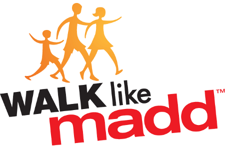 Walk Like MADD 2014