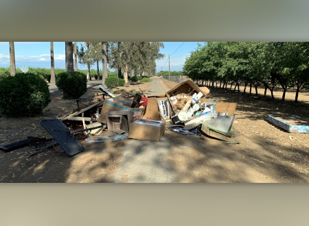 Sheriff's Office Cracking Down on Illegal Trash Dumping