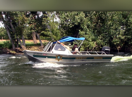 Sheriff Mims Reopens Kings River to Recreational Users
