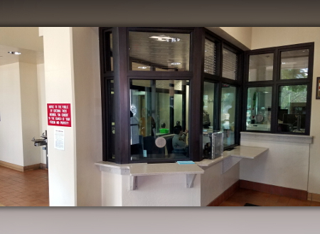 Main Jail Lobby Renovations Completed